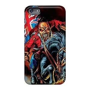 Shock-Absorbing Hard Phone Case For Apple Iphone 6s (RSL1952Iqel) Provide Private Custom HD Lordi Band Skin