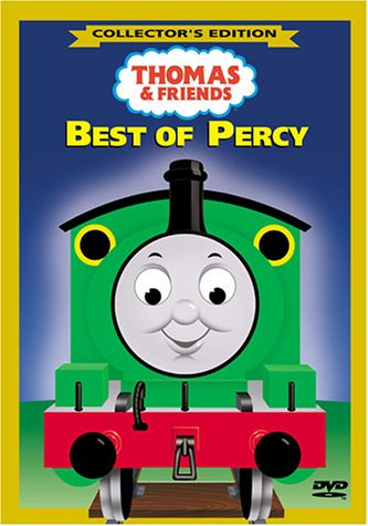 Thomas the Tank Engine - Best of Percy