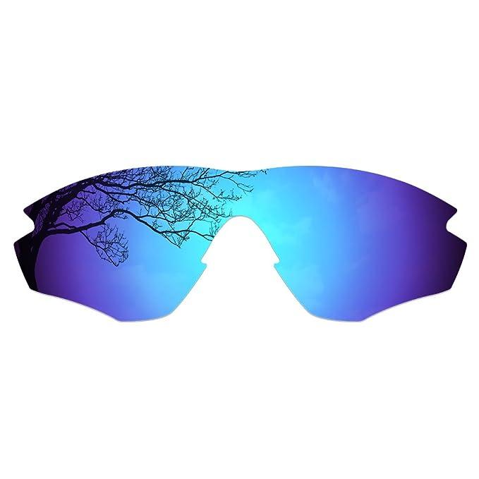 Lentes polarizadas de repuesto Dynamix para Oakley M2 - Múltiples opciones