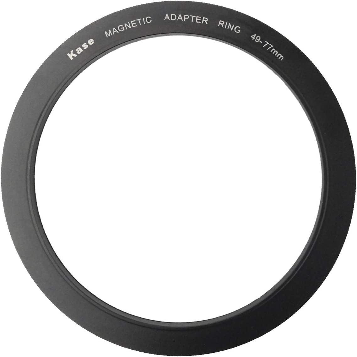Kase Wolverine 49mm to 77mm Magnetic Step Up Filter Ring Adapter 49 77