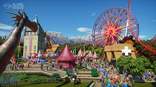 Planet Coaster Ps5 - Standard Edition - Playstation 5 8