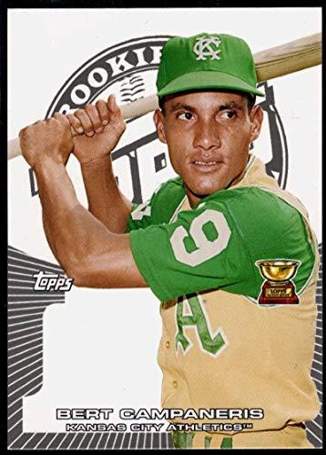 Baseball MLB 2005 Topps Rookie Cup #8 Bert Campaneris Athletics