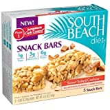 South Beach Diet Snack Bars, Sweet Salted Cashew, Jumpstarts Carb Control 5 C...