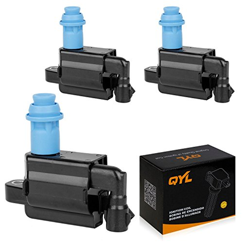 Ignition Coil for Lexus - GS300 IS300 SC300 - Toyota - Supra - 3.0l V6 Compatible with C1153 88921376 90919-02216 - 3 PACK