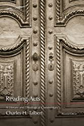 Reading Acts: A Literary and Theological Commentary (Reading the New Testament) (Volume 5)