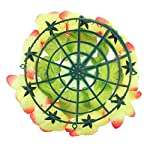 D-DOLITY-Artificial-Lotus-Flower-Wreath-Funeral-Cemetery-Grave-Flower-Decoration-A