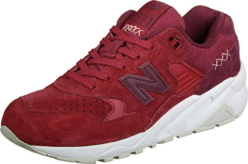 New Suédé Balance Légères Cuir Ultra Baskets Red Wrt580 En vxrqvdU7wI