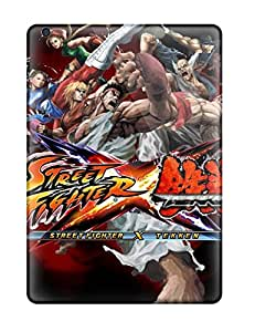 Premium Ipad Air Case Protective Skin High Quality For Street Fighter