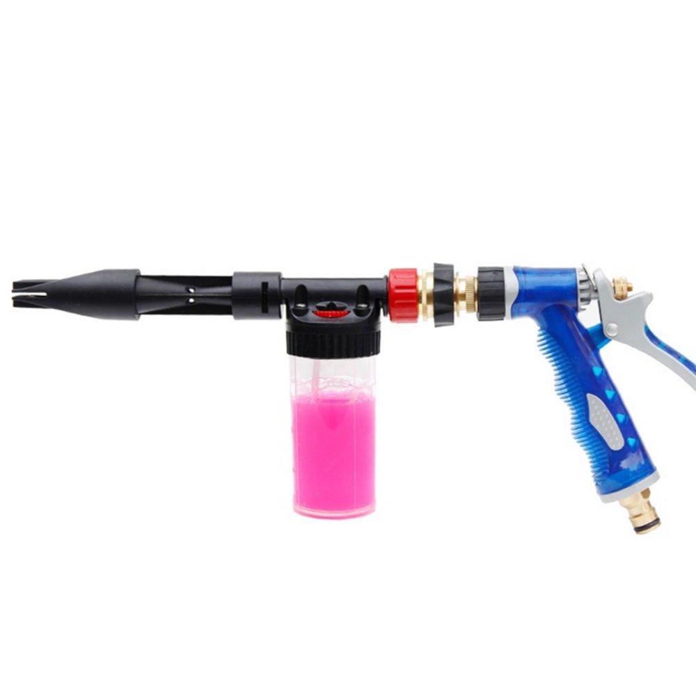 per Sapone e Shampoo Pistola idropulitrice ad Alta Pressione Professionale per la Pulizia dellauto Leoie