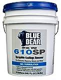 BLUE BEAR 610SP Sprayable Coatings Remover 5 Gallon