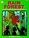 Rain Forest, Grades 2-6, Shirley Cook, 0865302758