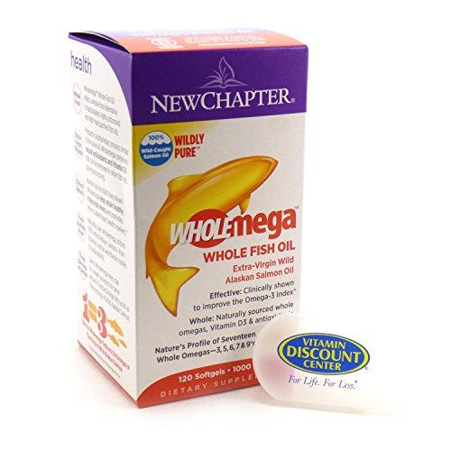 Bundle Bottle Wholemega Chapter Softgels product image