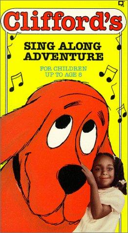Clifford's Tattle Along Adventure [VHS]