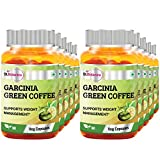 St.Botanica Garcinia Green Coffee Bean Extract - 90 Veg Caps- Pack Of 10