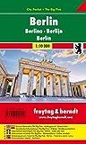 Berlin, Stadtplan 1:10.000, City Pocket + The Big Five, Freytag Berndt Stadtpläne
