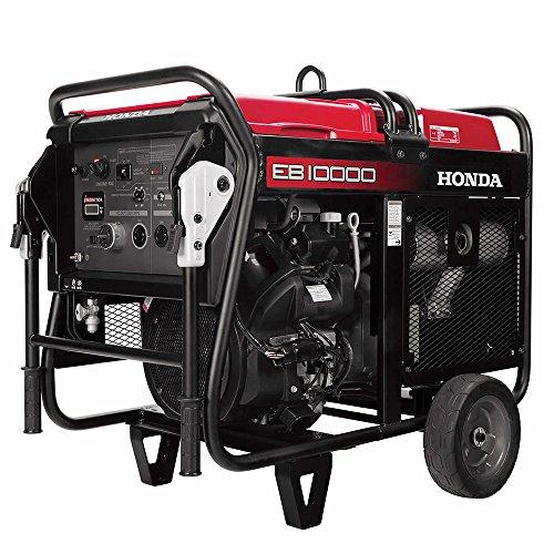 HONDAEB10000 Industrial Generator, 10000W HONDA