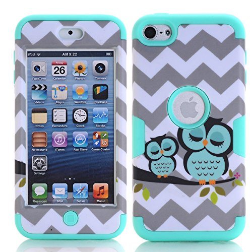 iPod Touch 6 Case , iPod Touch 5 Case, Alkax [Slim Fit][Heavy Duty] Rugged Impact Resistant Protective Cover Bumper for Apple iPod Touch 5 6th Generation + Stylus Pen (Ipod Touch 4 Cases Lego)