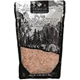 The Spice Lab Pink Himalayan Salt - 1 Kilo Coarse - Pure Gourmet Crystals - Nutrient and Mineral Dense for Health - Kosher and Natural Certified