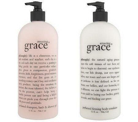 philosophy super size fragrance shower lotion product image