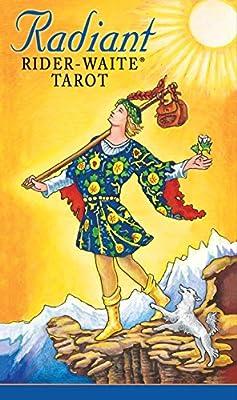 Radiant Rider-Waite Tarot Deck: Amazon.es: Waite, A.E., Colman Smith, Pamela, Poshkus, Virginijus: Libros en idiomas extranjeros