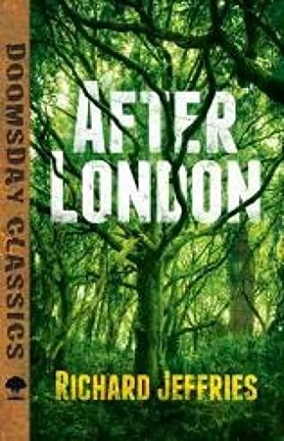 book cover of After London
