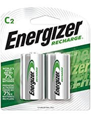 Energizer Rechargeable 9V Batteries, NiMH, Pre-Charged, 1 Count (Recharge Universal) - Packaging May Vary