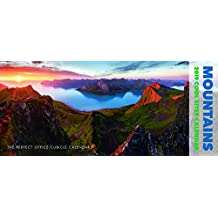 Mountains Panoramic 2019 Wall Calendar