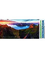 Mountains Panoramic 2019 Wall Calendar