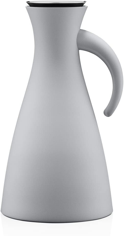 Eva Solo 502800vacuum jug, 1litre, stainless steel, marble grey, 15.5cm x 15.5cm x 29cm
