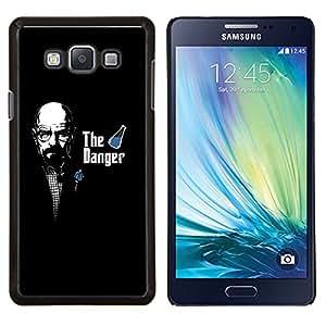 LECELL--Funda protectora / Cubierta / Piel For Samsung Galaxy A7 A7000 -- El peligro Meth cocinero Walter --