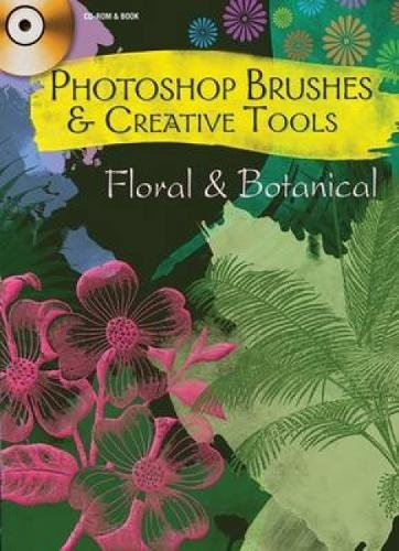 Botanical Clipart (Photoshop Brushes & Creative Tools: Floral and Botanical (Electronic Clip Art Photoshop Brushes))