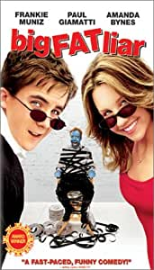 Big Fat Liar [VHS]
