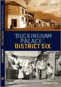 buckingham palace district six notes 'buckingham palace', district six - school 'buckingham palace' is a dingy row of five houses in the heart as well as notes on the book and points for.