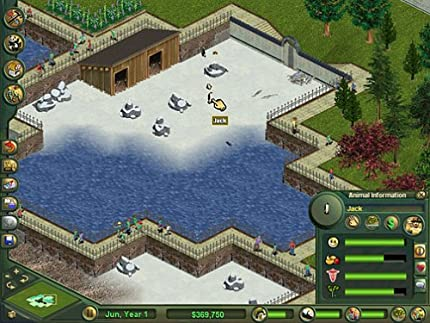 Amazon com: Zoo Tycoon - PC: Video Games