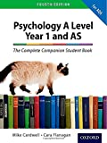 The Complete Companions: AQA Psychology Year 1 and AS Student Book (Complete Companion Psychology)