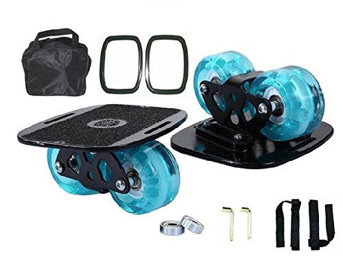 TTYY Freeline Drift Skates Freeline patines de desviación PU Flash Wheel Freeline deportes ABS pedal