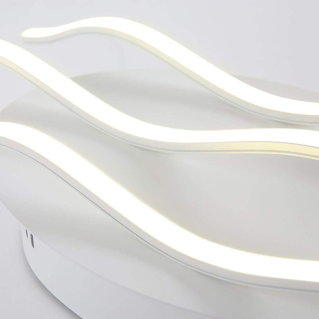 Amazon.com: Lámpara de Techo Moderna Creativa Lámpara de ...