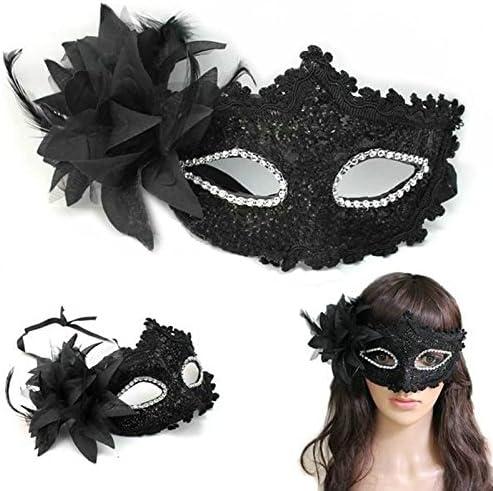 Máscara Gótica Estilo Veneciano Hosaire