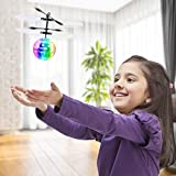 CORATED Flying Ball Toys, RC Flying Toy for Kids