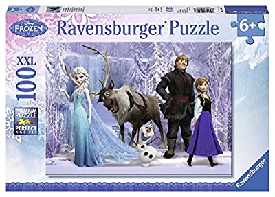 Ravensburger Disney Frozen Jigsaw Puzzle (100 Piece)