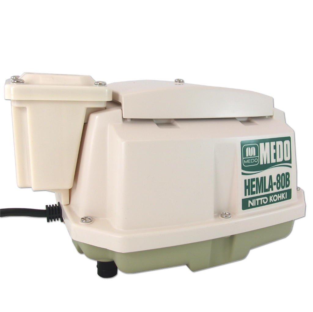 Medo HEM-LA80B Piston Air Pump