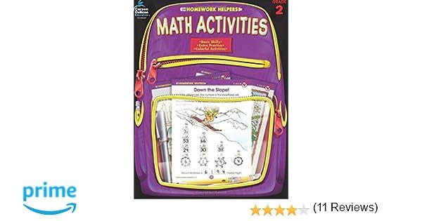 Math Activities, Grade 2 (Homework Helper): Frank Schaffer ...