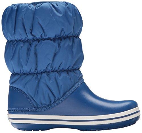 Puff Crocs Femme Winter de WOM Bottes Neige Boot 5ARqAO