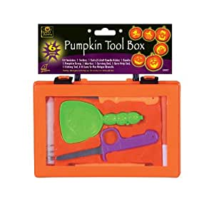 The Perfect Pumpkin Carving Tool Box