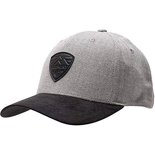 Element Men's Camp III Flexfit Hats,One Size,Dark -