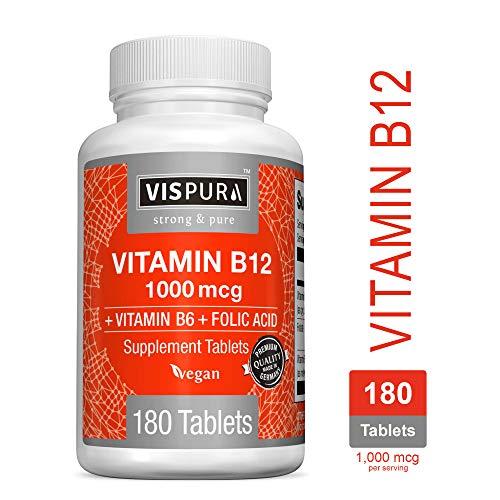 Vitamin Vitality Formula Methylcobalamin Tablets product image
