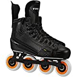 TOUR HOCKEY CODE 3 SENIOR INLINE HOCKEY SKATES BLACK SIZE 2