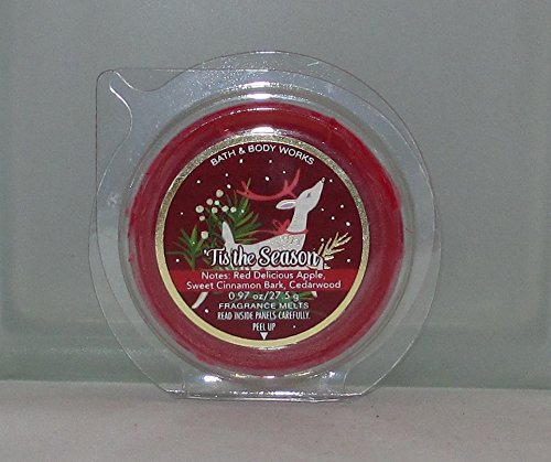 Bath & Body Works Wax Home Fragrance Melt 'Tis The Season