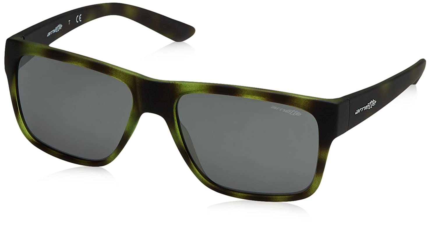 Arnette 0AN4226 gafas de sol, Green Havana Rubber, 57 para Hombre