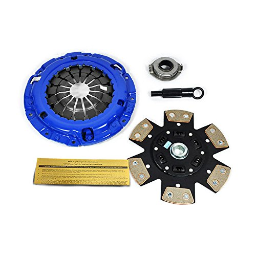 (EFT STAGE 3 CLUTCH KIT MITSUBISHI 3000GT VR4 DODGE STEALTH R/T 3.0L V6 TWIN TURBO)